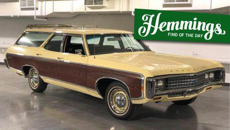 Hemmings Find of the Day: 1969 Chevrolet Kingswood Estate
