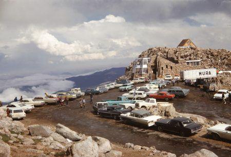 Mount Evans, Colorado, 1965