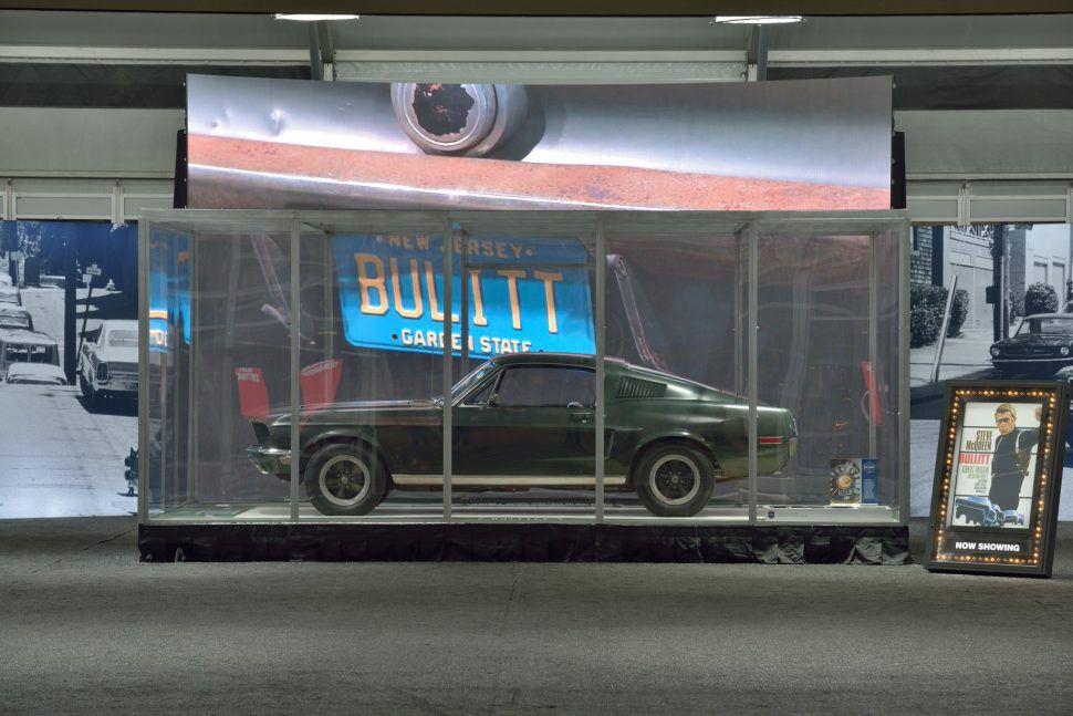 Bulitt Mustang Mecum Kissimmee 2020