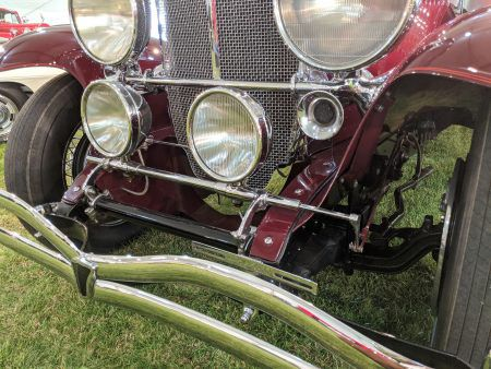 What makes pre-war cars so great? It's in the details