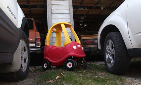 Jim Mariol designed the world's best-selling car, beloved by toddlers for 40 years