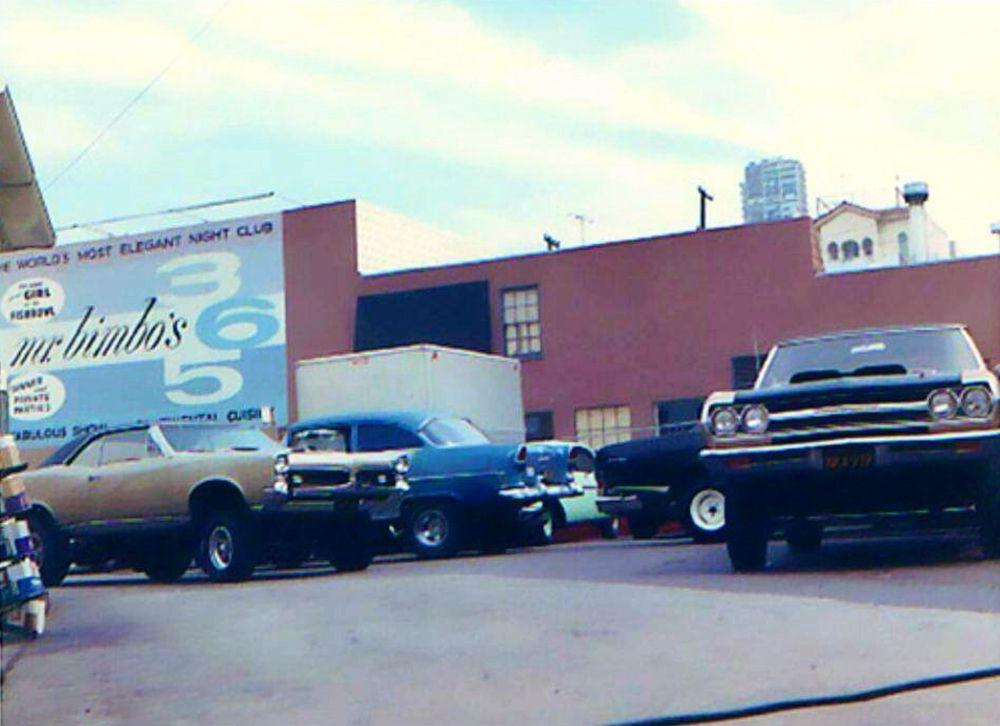 """Super Chevy Magazine 3/"""" Clear Sticker Vintage Chevrolet MuscleCar Street Machine"""
