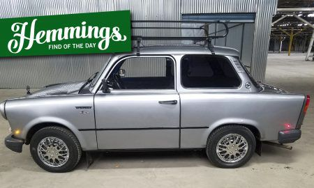Hemmings Find of the Day: 1990 Trabant 1.1