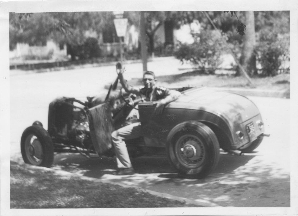 Wheelingeezers: hair-raising tales of driving back in the day