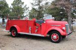 1940 GMC Firetruck side profile