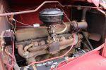 1940 GMC Fire Truck straight 8 engine
