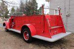 1940 GMC Firetruck red rear