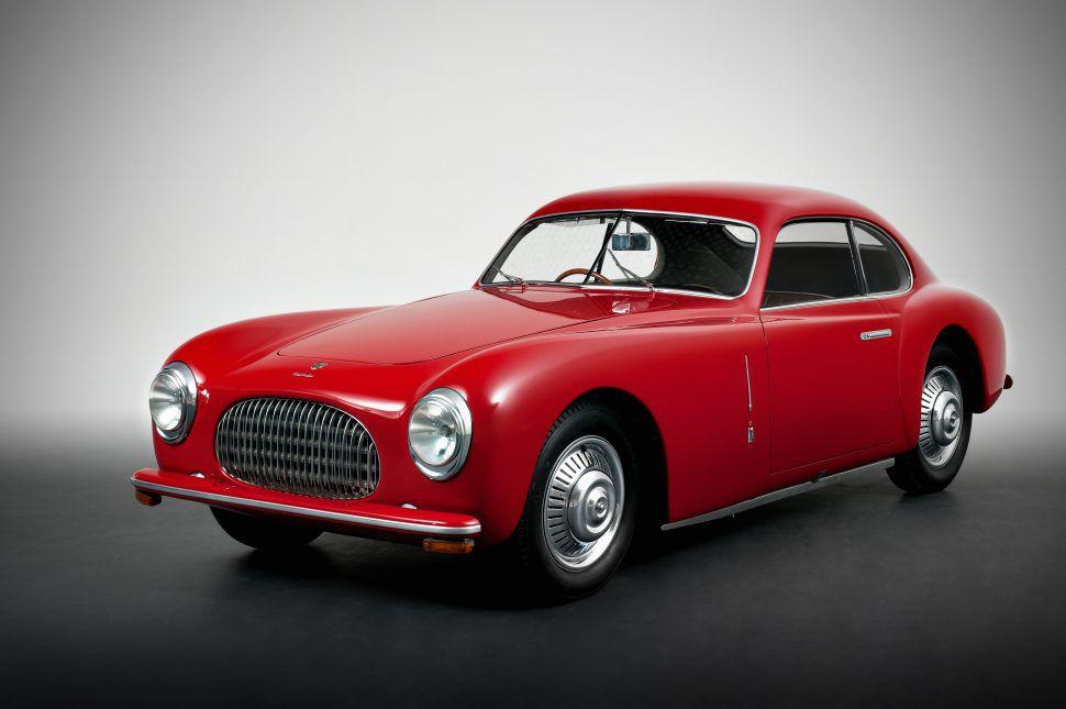 1947 Cistalia 202