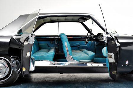 Lancia Florida II interior