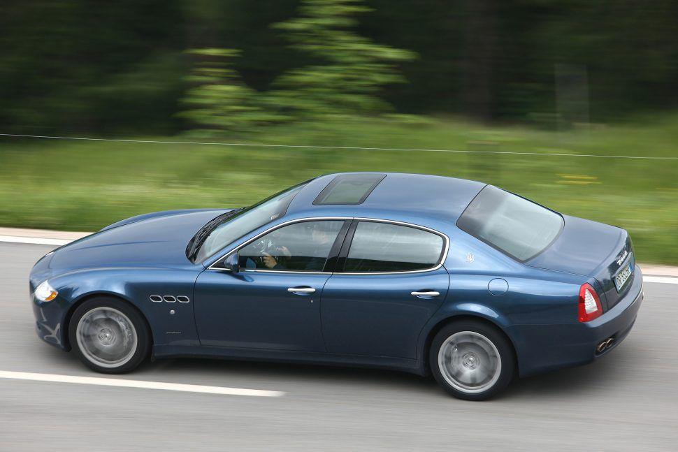 2003 Maserati Quattroporte