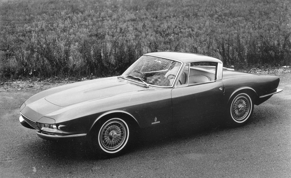 1963 Chevrolet Corvette Rondine Coupe Special