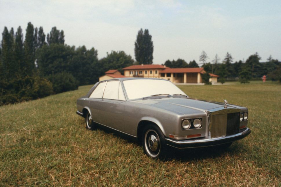 Rolls-Royce Carmague Coupe 1975