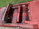 1960 Pontiac Cataline Convertible interior