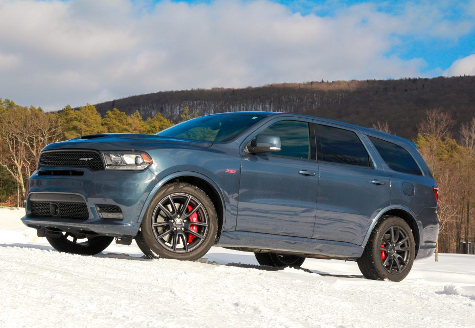 2020 Dodge Durango SRT