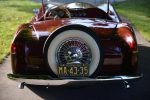 1954 Woodill Wildfire rear view with spare tire