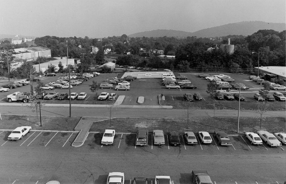 Charlottesville, Virginia, 1980s