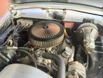 Studbaker starlight engine bay with crate engine