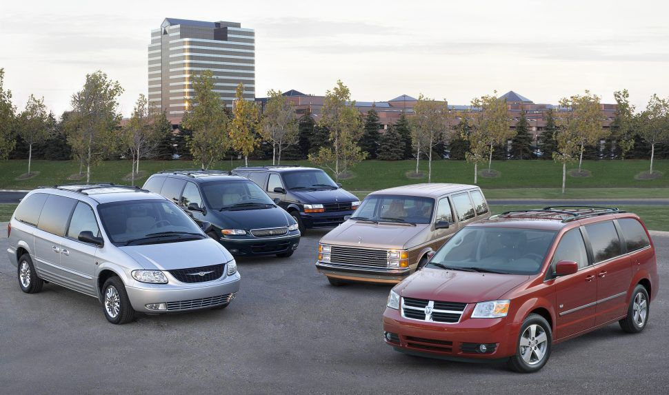 Let's look back over nearly 40 years of Dodge's Caravan now that FCA's canceling it