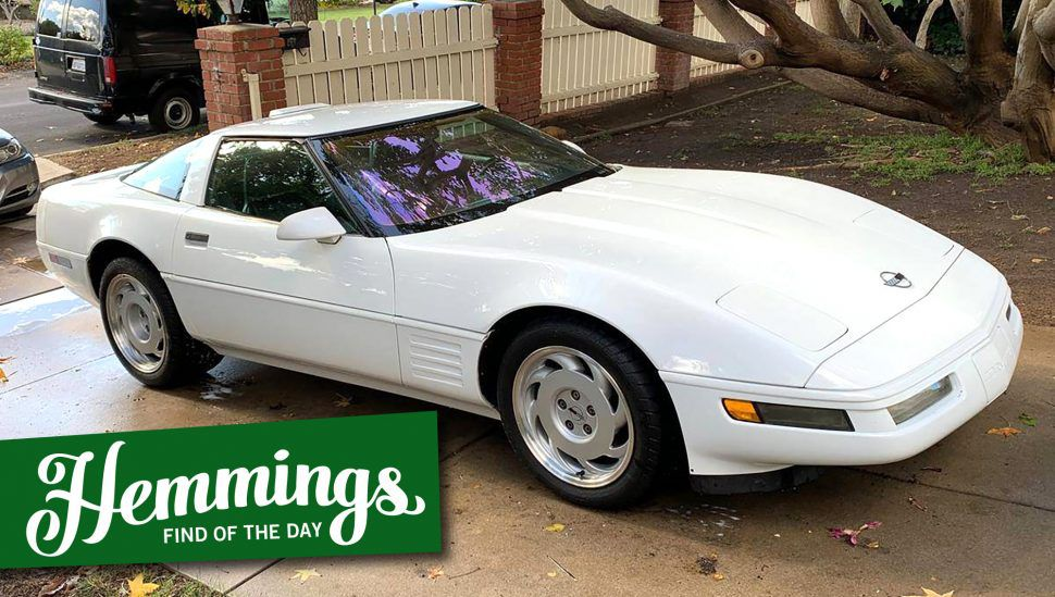 The 1990-'95 ZR-1 was the original exotic Chevrolet Corvette