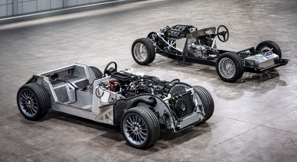 Morgan goes modern: After 84 years, aluminum chassis replace steel frames