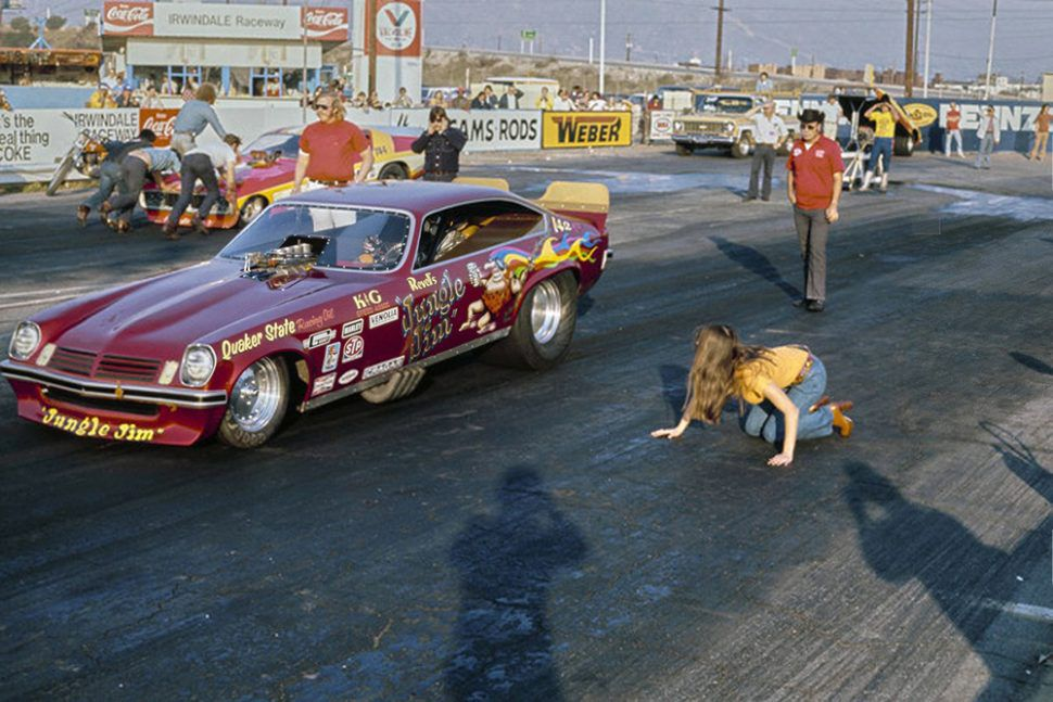 Halcyon Funny Car days: We dare Hollywood to try…