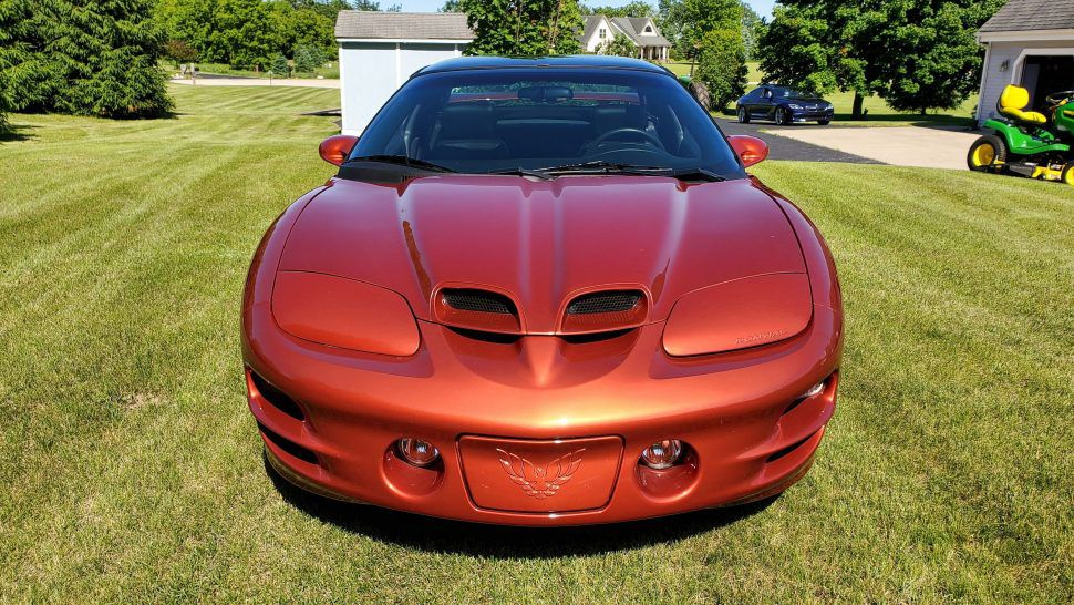 They aren't making the Pontiac Trans Am anymore, so this might just be the next best thing