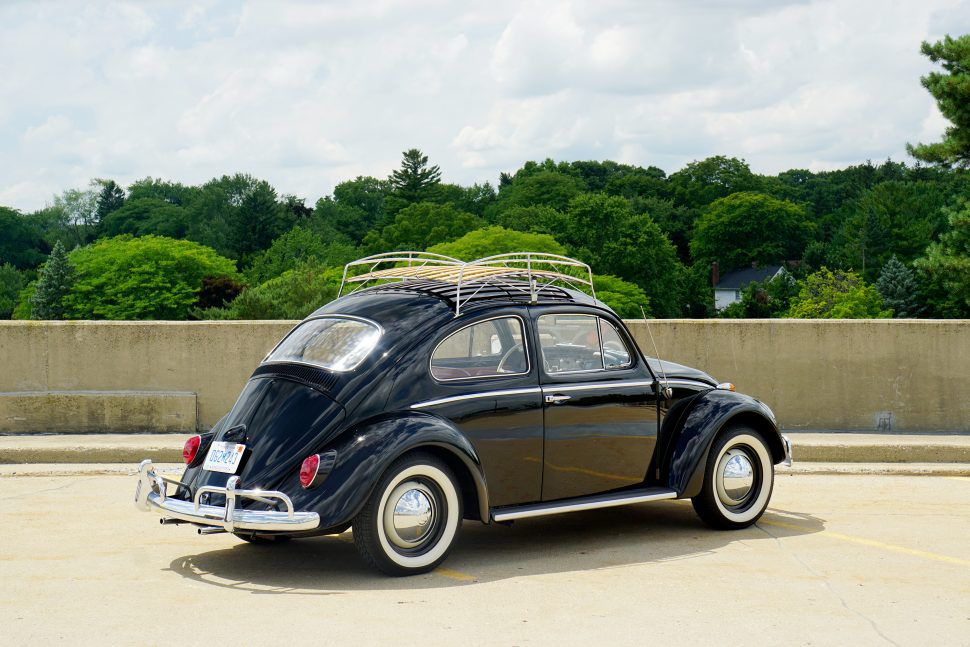 I drove a classic Beetle for the first time, and it was just okay. Did I miss something?